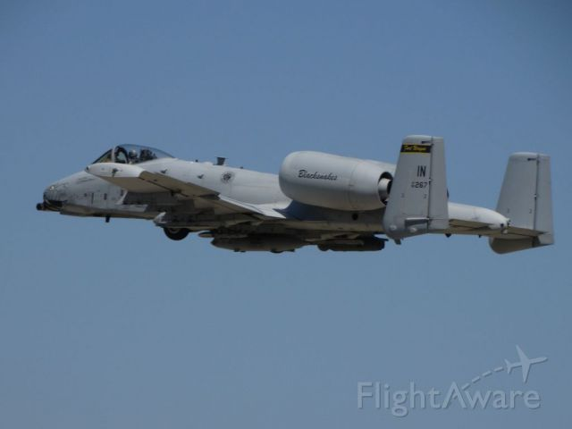 Fairchild-Republic Thunderbolt 2 (80-0267)