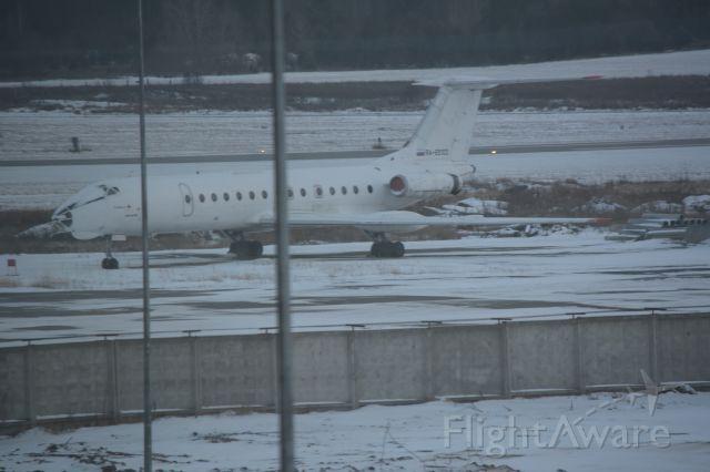 Tupolev Tu-134 (RA-65102)