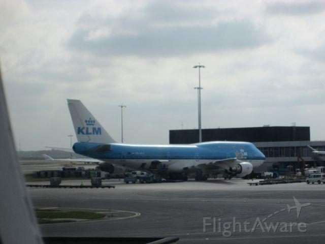 Boeing 747-400 (PH-BFG)