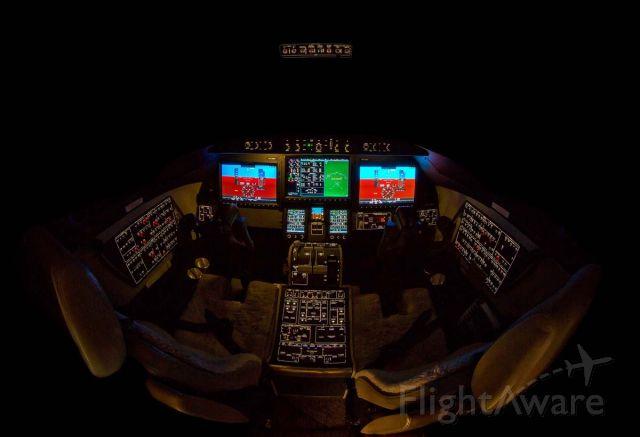 Bombardier Learjet 75 (N175MX) - LEARJET 45