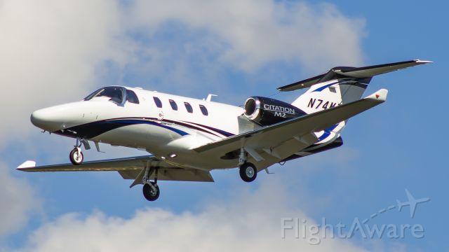Cessna Citation CJ1 (N74MZ)