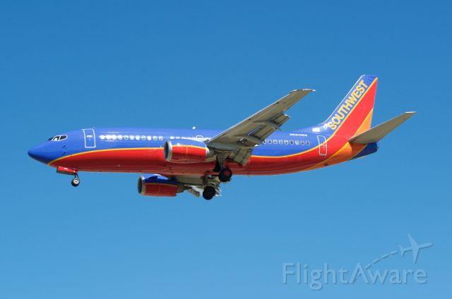 BOEING 737-300 (N684WN) - Landing 30L KHOU