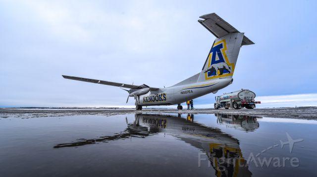 de Havilland Dash 8-100 (N887EA)