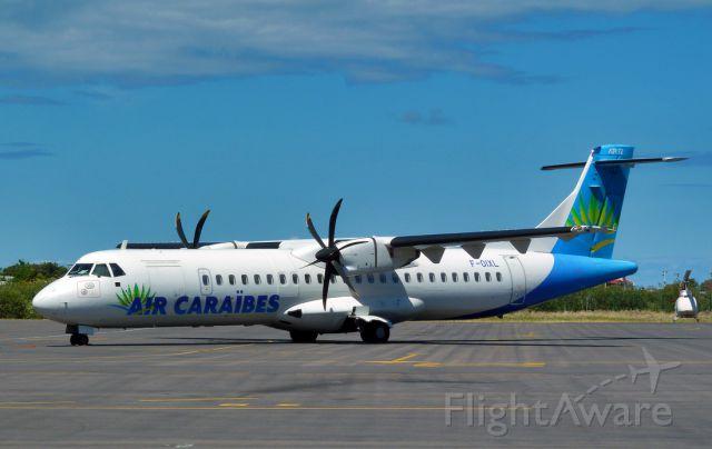 ATR ATR-72 (F-OIXL)