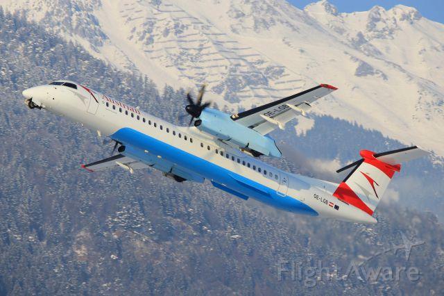 de Havilland Dash 8-400 (OE-LGB)