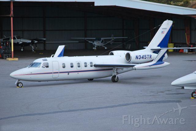 IAI 1124 Westwind (N345TR)