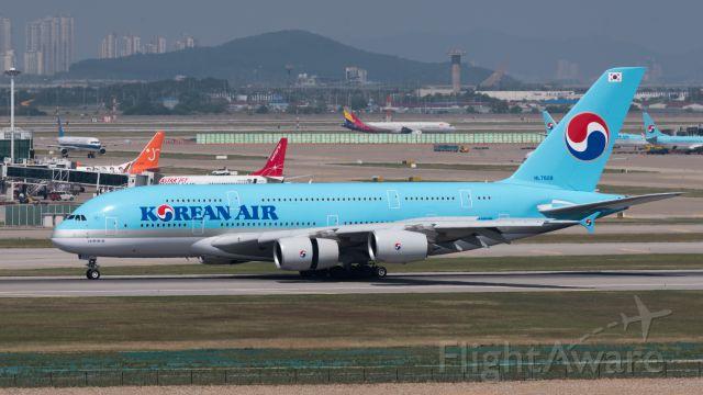 Airbus A380-800 (HL7628) - 2015/06/21 15:04:40