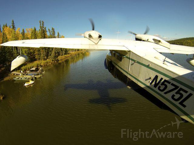 Grumman G-44 Widgeon (N575L) - Healy Lake Alaska