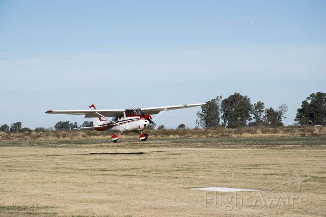 Cessna 152 (LV-HBF) - Festival aéreo en General Villegas (BA)