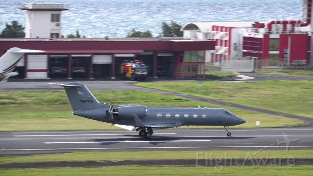 Gulfstream Aerospace Gulfstream IV (888LD)