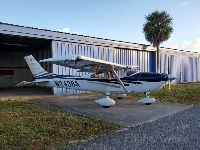 Cessna Skylane (N2438A) - Ready for flight!