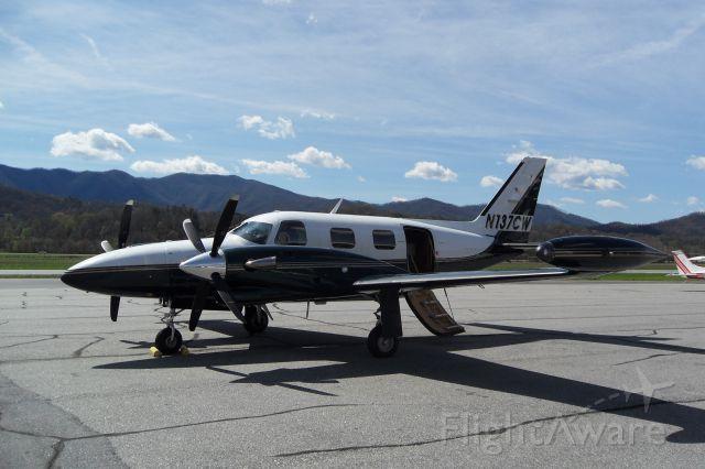 Piper Cheyenne (N137CW)