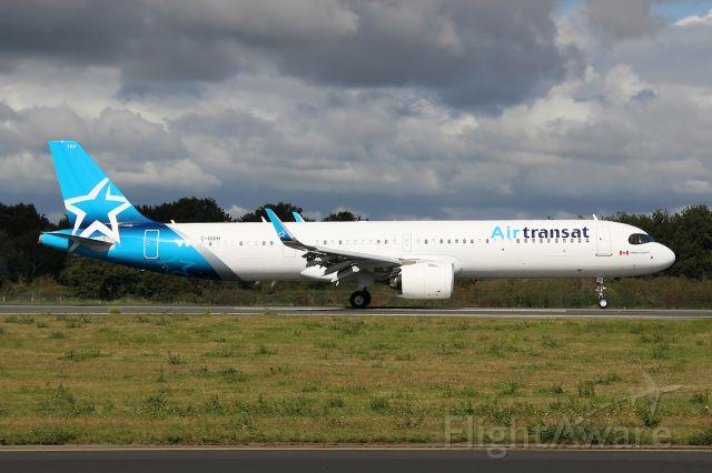 Airbus A321neo (C-GOIH) - TS606 / TSC606