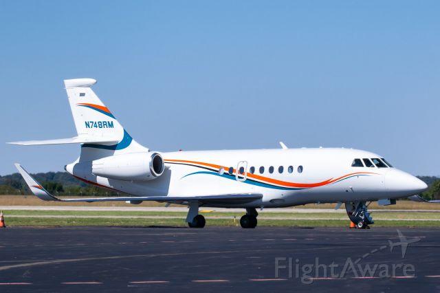 Dassault Falcon 2000 (N748RM)