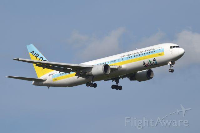 BOEING 767-300 (JA98AD) - 2014-09-27