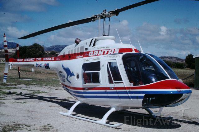 Bell JetRanger (VH-DIK) -