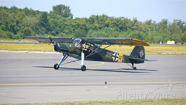 FIESELER Storch (N436FS) - Flying Heritage Collection