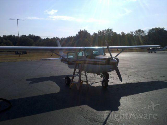 Cessna 152 (N6529M)