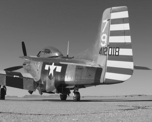 North American P-51 Mustang (N98CF)