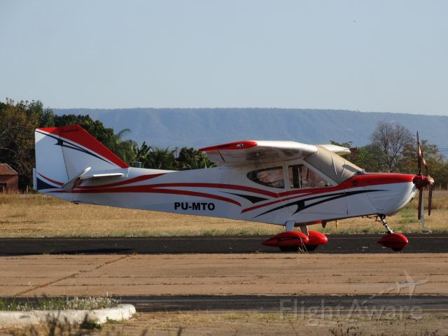 PU-MTO — - RUPERT AERONAVES R12 VIMANA
