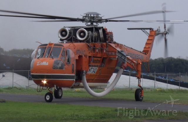 Sikorsky CH-54 Tarhe (N194AC) - S-64 Aircrane