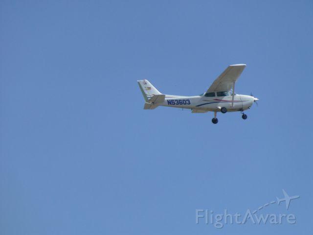 Cessna Skyhawk (N53603)