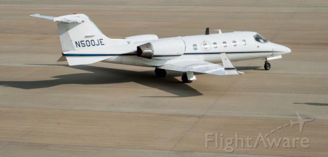 Learjet 31 (N500JE)