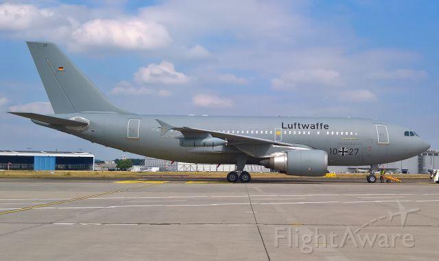Airbus A310 (GAF1027)
