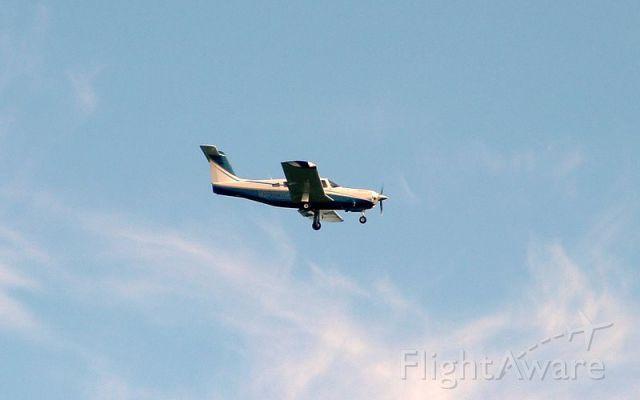 Piper Saratoga/Lance (N3025N)
