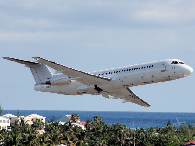 Fokker 100 (PJ-DAC)