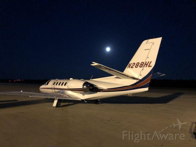 Cessna Citation V (N288HL)