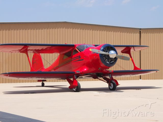 NC4417S — - Beech Staggerwing at Camarillo, CA