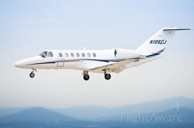 Cessna Citation CJ3 (N105CJ) - 10.Mar.2010