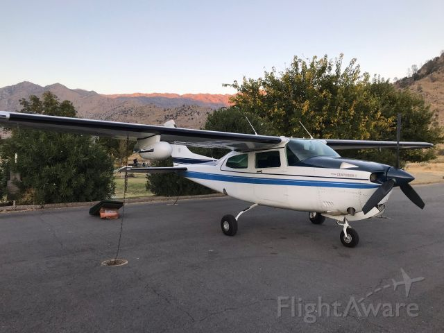 Cessna Centurion (N44NT)