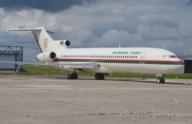 Boeing 727-100 (XT-BFA) - 15/08/2014<br />bURKINA fASO