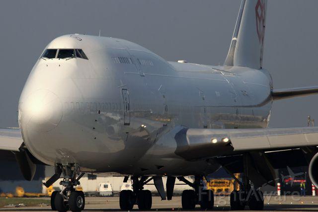 Boeing 747-400 (LX-ACV)