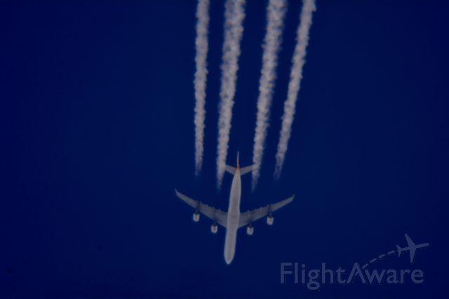 Airbus A340-500 (EC-JLE) - Iberia 6274 Chicago O