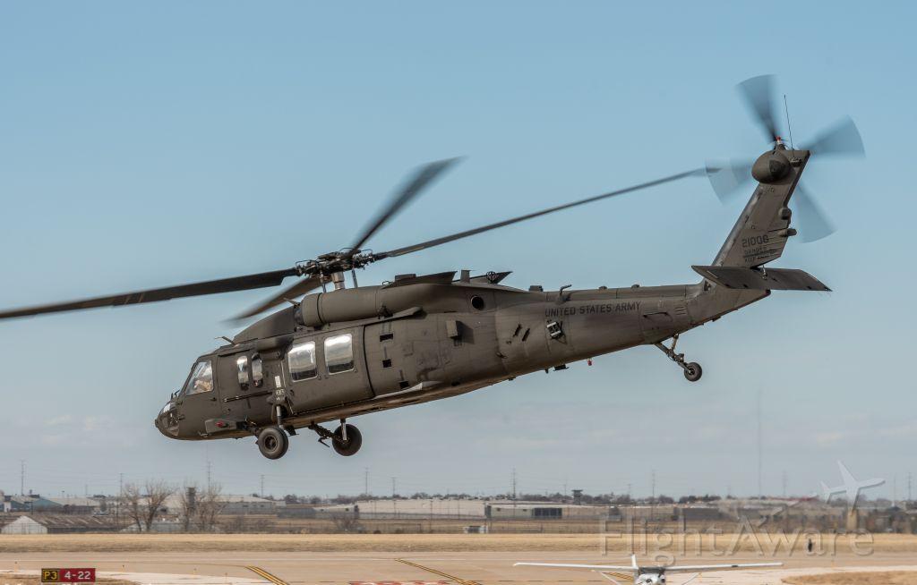 N21008 — - Sikorsky UH-60 Black Hawk