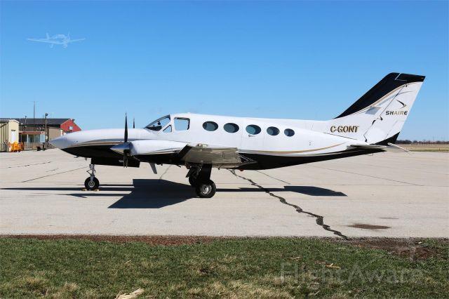 Cessna Chancellor (C-GONT)