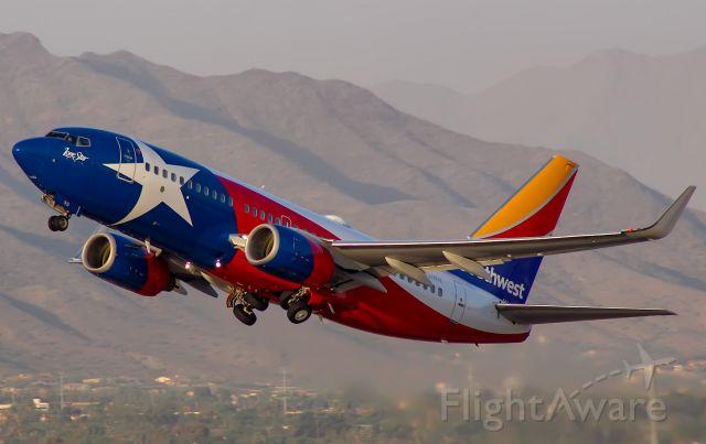Boeing 737-700 (N931WN)