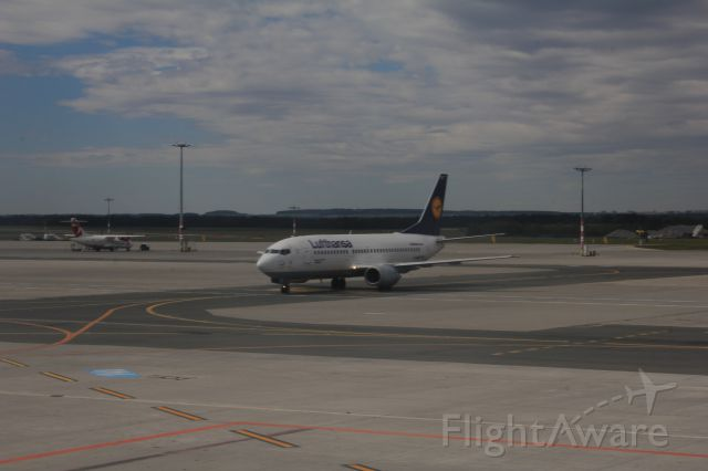 BOEING 737-600 — - on Aircraft