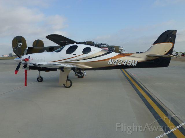 Avro 683 Lancaster (N424SM)