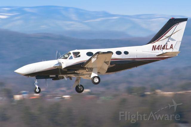 Cessna Chancellor (N414LA) - 19.Feb.2010