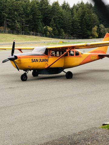 Cessna T207 Turbo Stationair 8 (N684S)