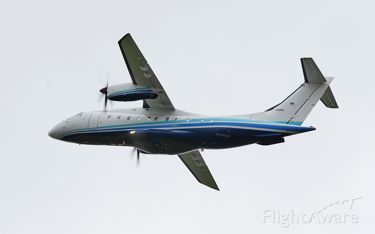 "Fairchild Dornier 328 (12-3060) - ""rch1043"" usaf dornier c-146a wolfhound 12-3060 dep shannon 5/6/17."