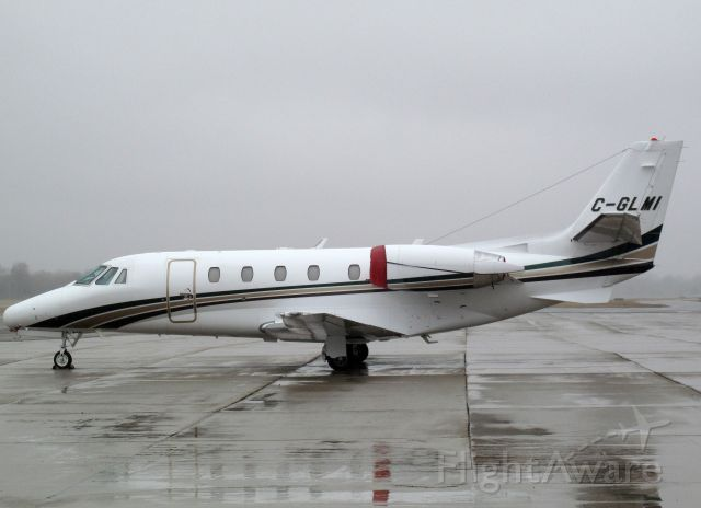 Cessna Citation Excel/XLS (C-GLMI) - Visitors from Canada - welcome to the US!