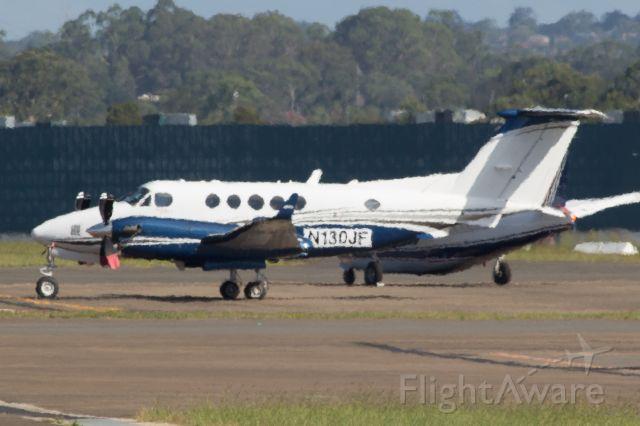 Beechcraft Super King Air 200 (N130JF) - Ex VH-MRQ