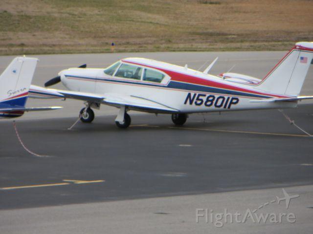 Piper PA-24 Comanche (N5801P)