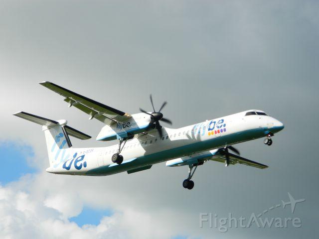 de Havilland Dash 8-400 (G-ECOR)