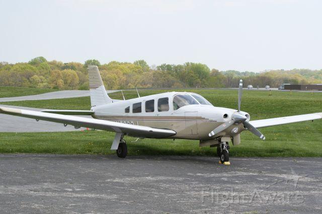 Piper Saratoga/Lance (N8096J)